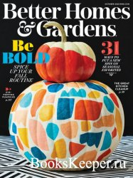 Better Homes & Gardens Vol.98 №10 2020