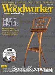 The Woodworker & Good Woodworking - October 2020