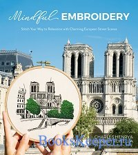 Mindful Embroidery: Stitch Your Way to Relaxation with Charming European St ...