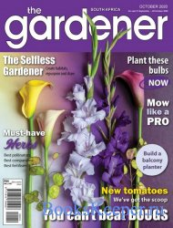 The Gardener South Africa - October 2020