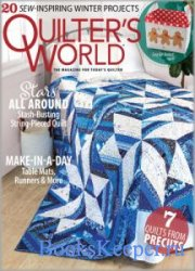 Quilter's World - Winter 2020