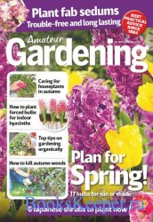 Amateur Gardening - 26 September 2020