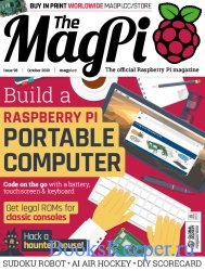 The MagPi - Issue 98 (October 2020)