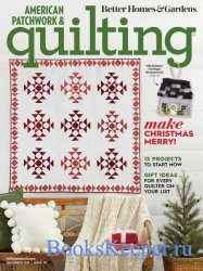 American Patchwork & Quilting №167 2020