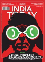 India Today Vol.XLV №41 2020