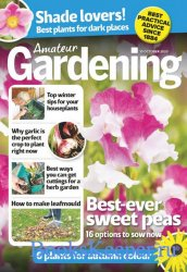 Amateur Gardening - 10 October 2020