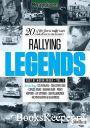 Rallying Legends: 20 of the finest rally cars and drivers in history