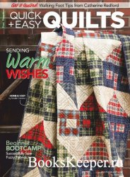 McCall's Quick Quilts – December/January 2020