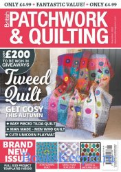 British Patchwork & Quilting №319 2020