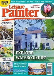 Leisure Painter №605 (October 2019)