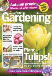 Amateur Gardening - 24 October 2020