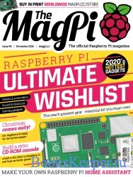 The MagPi - Issue 99 (November 2020)