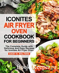 Iconites Air Fryer Oven Cookbook for Beginners
