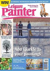 Leisure Painter №607 (December 2020)