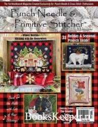 Punch Needle & Primitive Stitcher - Christmas/Winter 2020