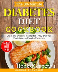 The 30-Minute Diabetes Diet Plan Cookbook