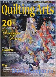 Quilting Arts №108 (December 2020/January 2021)