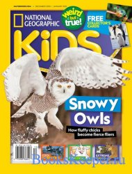 National Geographic Kids USA December/January 2020-2021