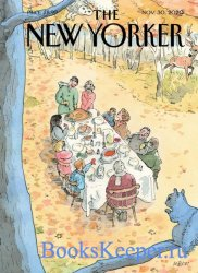 The New Yorker - Vol.XCVI №38 2020