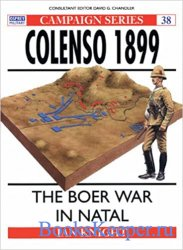 Osprey Campaign 38 - Colenso 1899: The Boer War in Natal