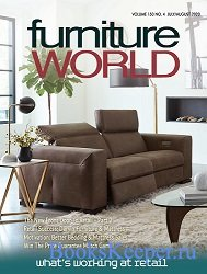 Furniture World №4 (July-August 2020)