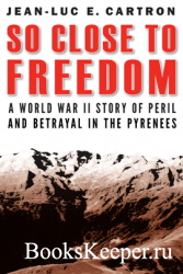 So Close to Freedom: A World War II Story of Peril and Betrayal in the Pyre ...