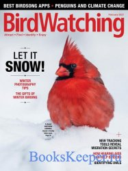 BirdWatching USA Vol.35 №1 2021