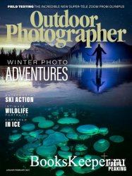 Outdoor Photographer Vol.37 №1 2021