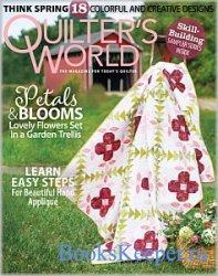 Quilter's World - Spring 2021