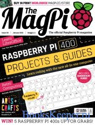 The MagPi - Issue 101 (January 2021)