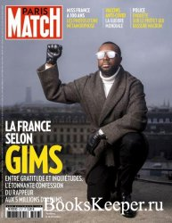 Paris Match N°3737 2020