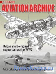 British Multi-Engined Support Aircraft of WW2