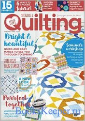 Love Patchwork & Quilting №93 2021