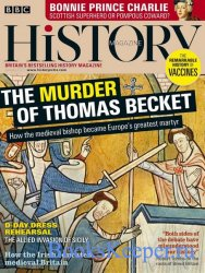 BBC History UK Vol.22 №1 2021