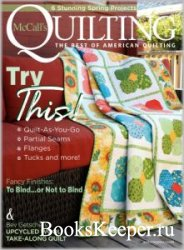 McCall's Quilting - March/April 2021