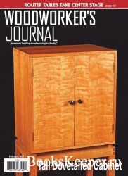 Woodworker's Journal - February 2021