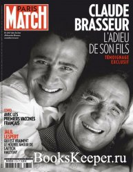 Paris Match N°3739 2020-2021