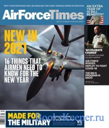 Air Force Times - 11 January 2021