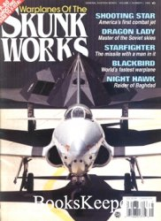 Warplanes of the Skunk Works vol.1 №1 1994