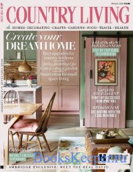 Country Living UK №423 2021