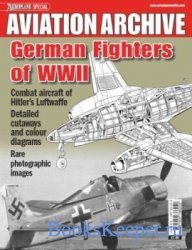 German Fighters of WWII