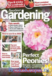 Amateur Gardening - 09 January 2021