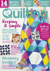 Love Patchwork & Quilting №94 2021