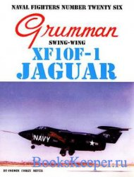 Naval Fighters 26 - Grumman XF10F-1 Jaguar