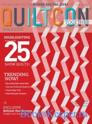 QuiltCon Magazine - January/February 2021 Special