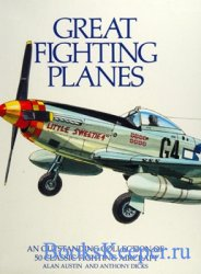 Great Fighting Planes: An Outstanding Collection of 50 Classic Fighting Air ...
