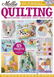 Mollie Makes - Quilting 2019