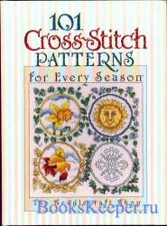 101 Cross Stitch Patterns For Every Season