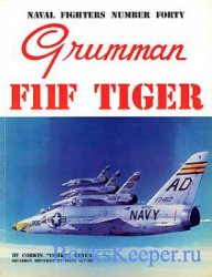 Naval Fighters 40 - Grumman F11F Tiger