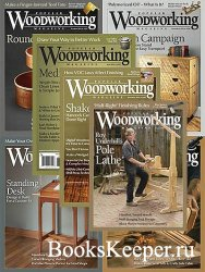 Popular Woodworking - 2016 Full Year Collection